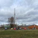 Twee vlaggen in de mast , Jantje Beton onder de driekleur