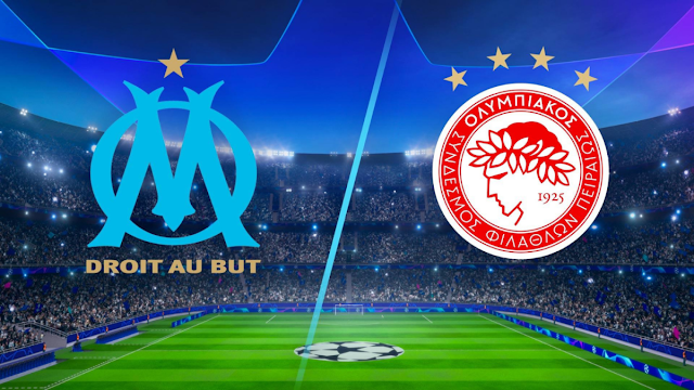 ΜΑΡΣΕΪΓ – ΟΛΥΜΠΙΑΚΟΣ Marseille vs Olympiakos    live streaming