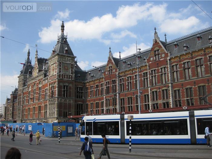 De Dappermarkt: Amsterdam