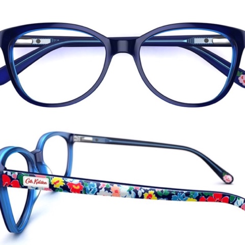 Dream In Colour: REVIEW: Specsavers Cath Kidson range