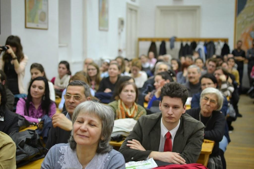 Seara cultural duhorvniceasca la FTOUB 202