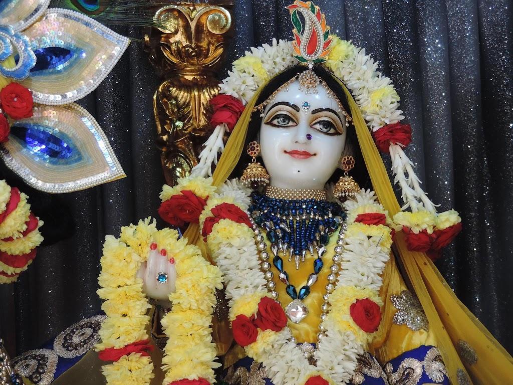 ISKCON Bangalore Deity Darshan 2 Jan 2016  (3)