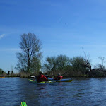 055-We zoeken een pick nick plaatsje aan de doorgang van het Zandmeer naar het Groote Gaastmeer.