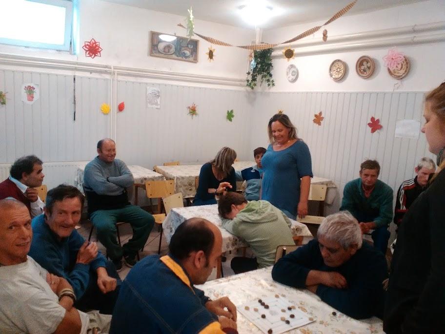 2015. 09. 23-án Megrendezésre került intézményünkben a II. Házi Malombajnokság.
