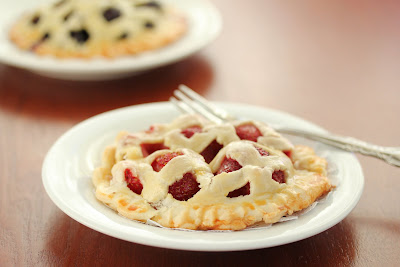 Mini Lattice Pies