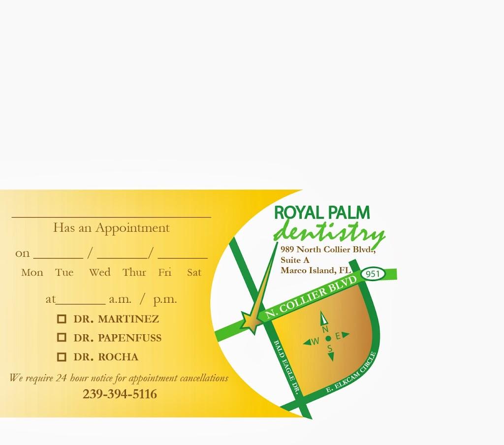 Royal Palm Dentistry BC back