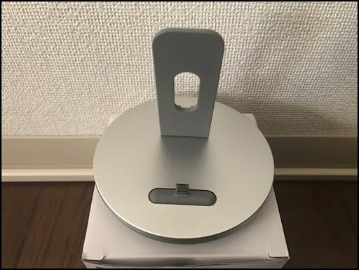IMG 1143 thumb%25255B2%25255D - 【ガジェット】iQOS充電クレードルレビュー!お部屋のインテリアにちょっとしたアクセント?