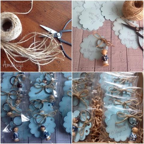 Llaveros-handmade-empaquetado-comuniones