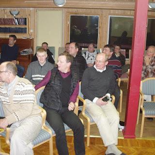 Lõuna-Eesti meeste palveöö, 30. - 31. oktoobril 2015