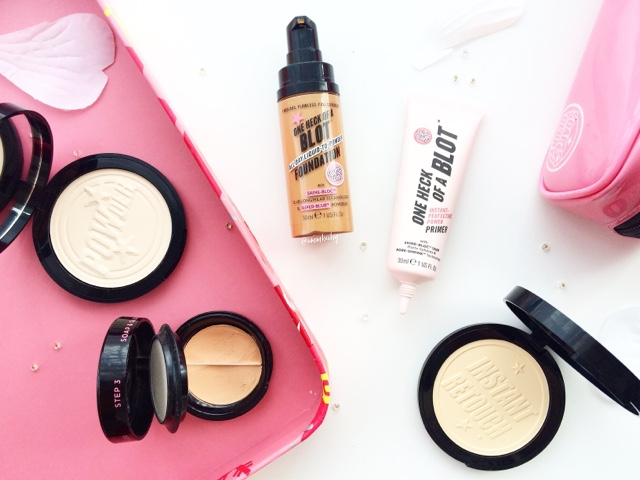 One Brand Face | Soap & Glory Makeup - UmmBaby Beauty