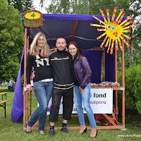 Slušovice 2. Jahodové hody - Nadační fond pro rozvoj a podporu Slušovic