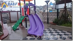 BabyBuild 鋼管遊具施工組裝