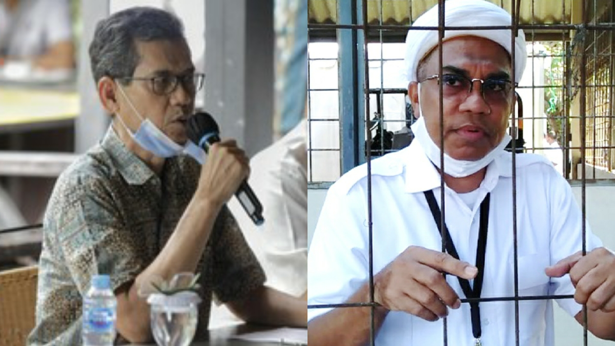 TP3 Respons Ngabalin soal Mabuk Agama: Jangan Menggonggong