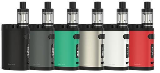 Pico Dual 01 thumb%25255B2%25255D - 【MOD】「Eleaf iStick Pico Dual MOD」デュアルバッテリー&モバブー!レビュー。大型アトマも搭載できるPico拡張機【モバイルバッテリー/VAPE/電子タバコ】