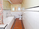 Traditional with tiling
