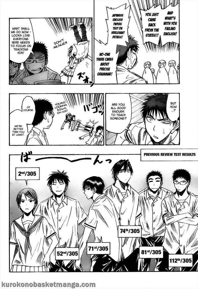 Kuroko no Basket Manga Chapter 37 - Image 10