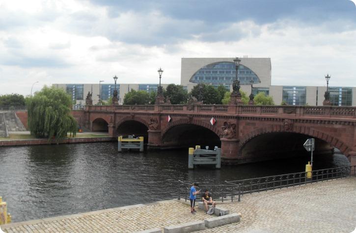 Moltkes Bro - Berlin