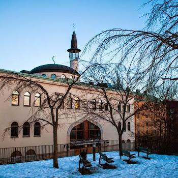 Stockholms Moské 36
