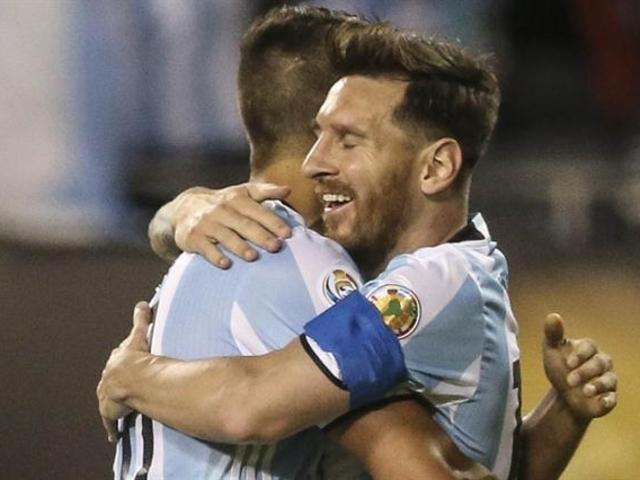 Argentina 5 - Panamá 0: Messi brilló y la selección se aseguró el pasaje a cuartos de final