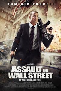 Assault on Wall Street Poster