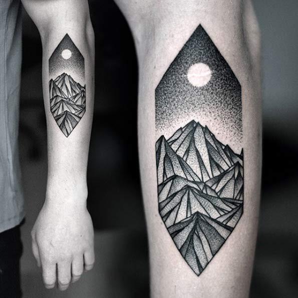 Estas montanhas