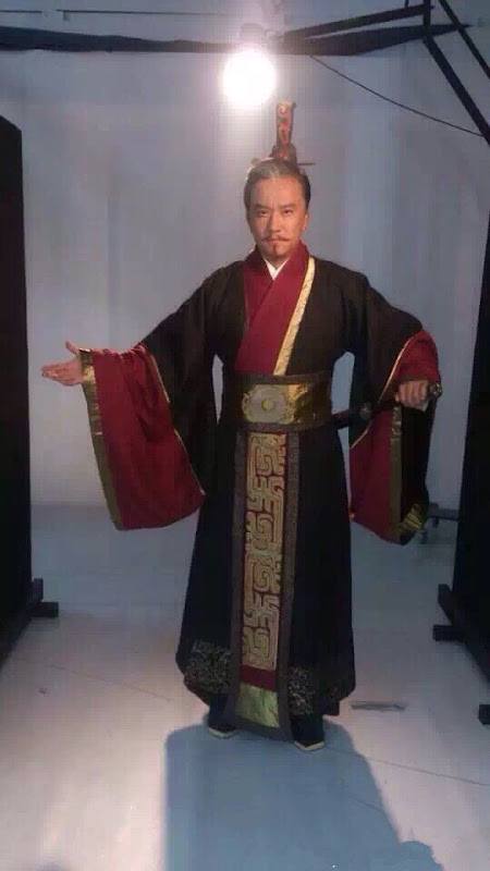 Jin Tiefeng China Actor