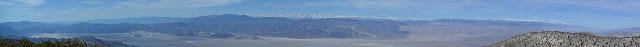 overlooking the Eureka Valley