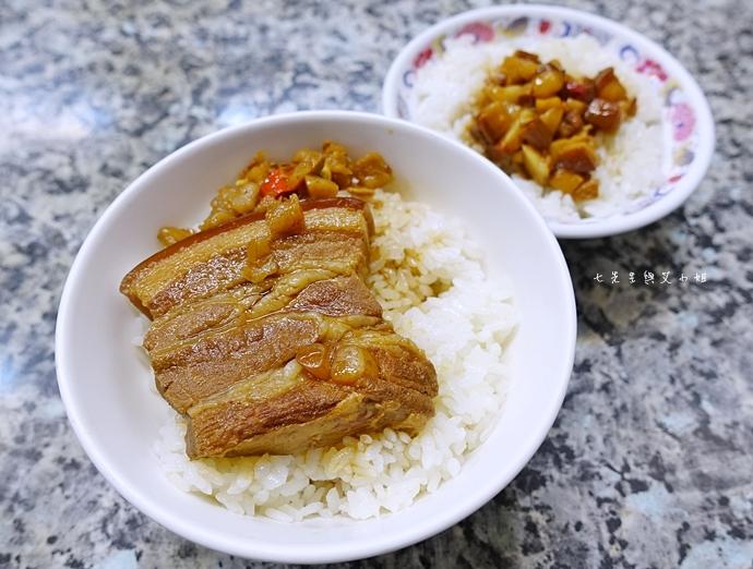 7 阿財虱目魚肚 台北美食 西門町宵夜 康熙來了推薦美食 好吃滷肉飯