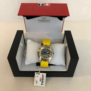 Tissot T Touch Special Edition Nascar Watch