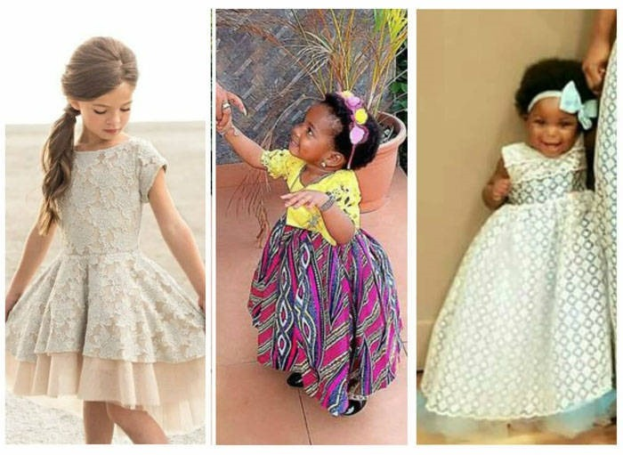 Ankara dresses for children (3)