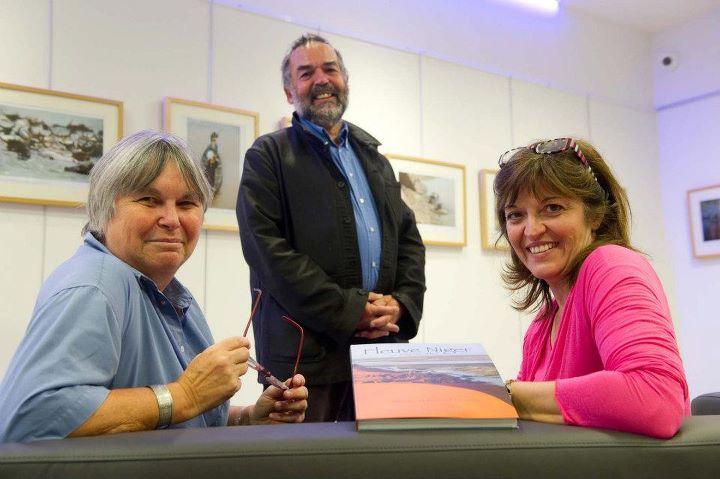 Photo: Catherine Desjeux, Bernard Desjeux et Sylvie Champagne