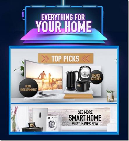 Haa Tepuk!!! Kempen Ekspo Elektronik Shopee - Jaminan Harga Terendah (LPG) (2)
