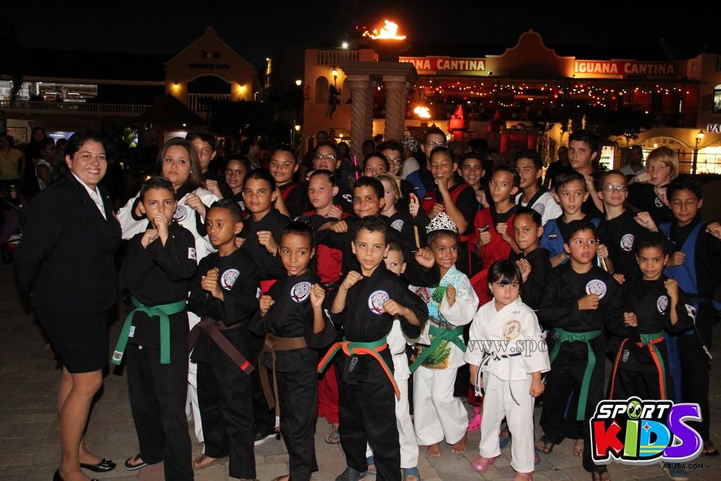 show di nos Reina Infantil di Aruba su carnaval Jaidyleen Tromp den Tang Soo Do - IMG_8806.JPG