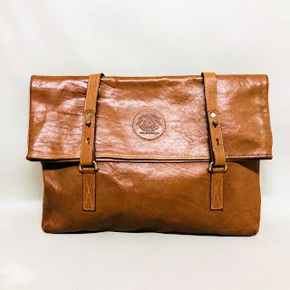 Bojola Leather Attache