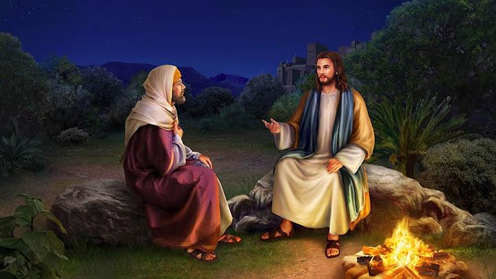 Thiên Chúa yêu thế gian (22.4.2020 – Thứ Tư Tuần 2 Phục Sinh)