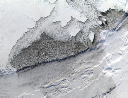 gambar gletser