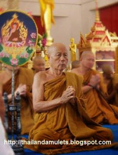 Luang Phor Tad Wat Chaina Passed Away Today Morning
