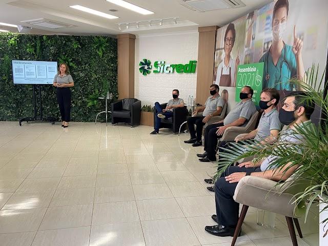 Assembleias 2021 foram realizadas pela Sicredi Alto Uruguai RS/SC/MG De forma digital, os associados da Cooperativa foram convidados a participar, conhecer e votar nas pautas