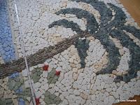 Mosaik- Entwurf