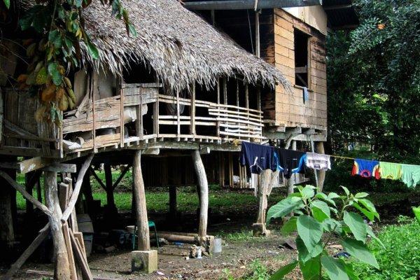 филиппинские домики