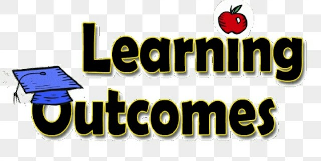 Learning outcomes Class 1 to 5 English medium