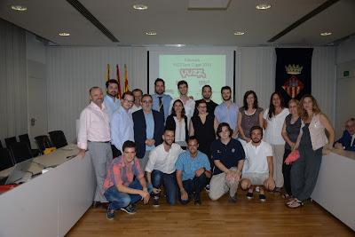 YUZZ Sant Cugat's awards event