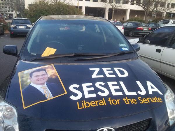 zed parking