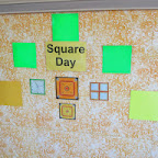Square Day (Playgroup) 19-9-14