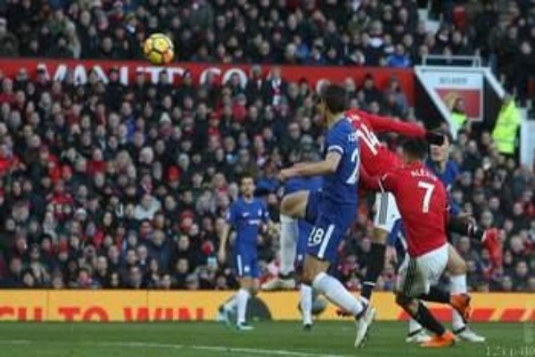 Man United 2 Chelsea 1, Premier League match highlight