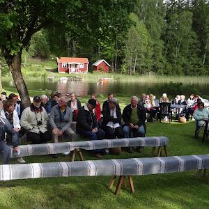 Nationaldagsfirande 2012 Bogastugan