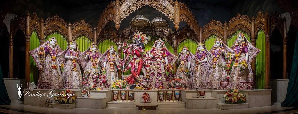 ISKCON Mayapur Deity Darshan 11 Jan 2017 (47)