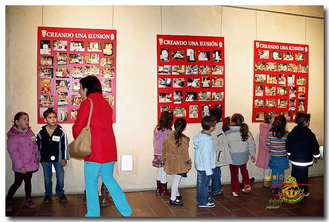 Exposición 25 años Fundacionales Centro Cultural La Almona. Del 19 al 27 de noviembre de 2005