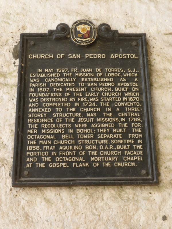 San Pedro Apostol Church