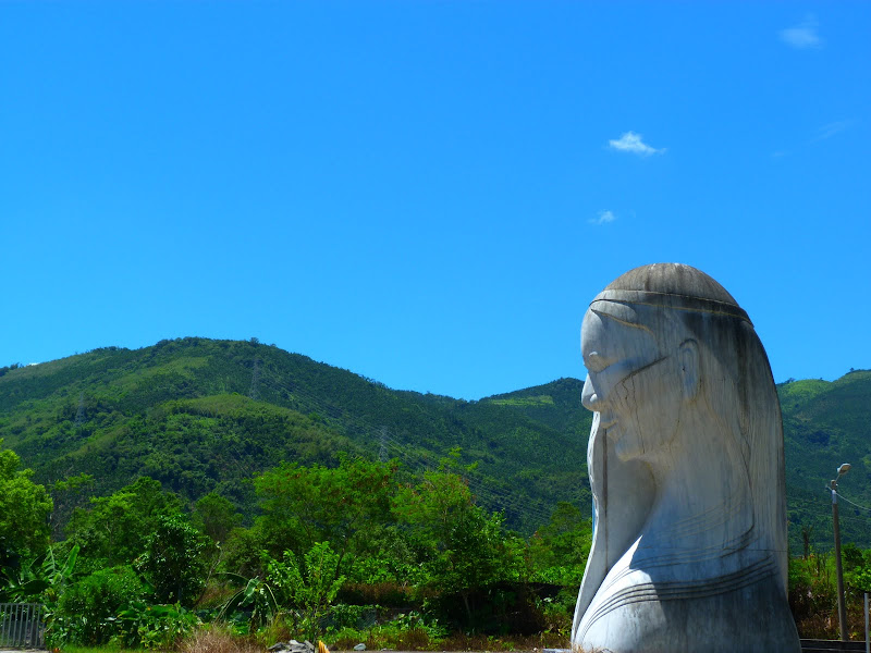 Hualien County. De Liyu lake à Guangfu, Taipinlang ( festival AMIS) Fongbin et retour J 5 - P1240431.JPG